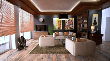 Lounge space